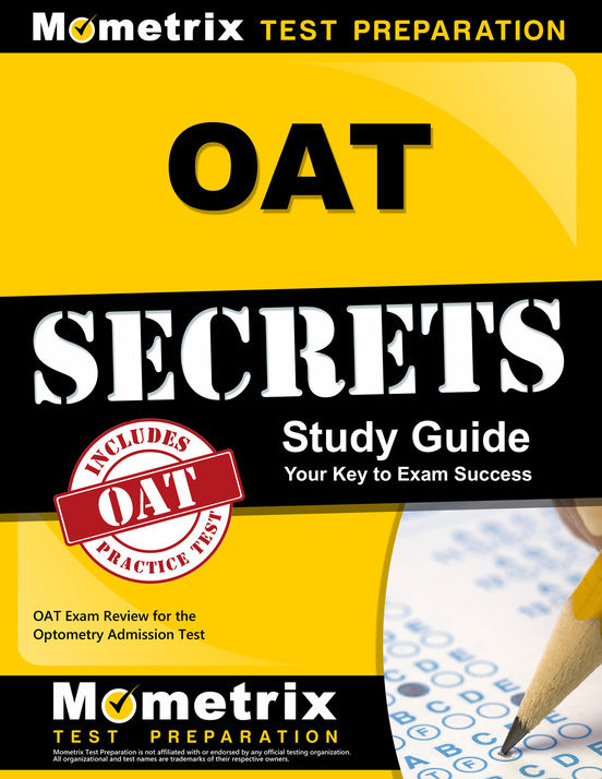 Planning a Study Schedule for the OAT – Optometry ...