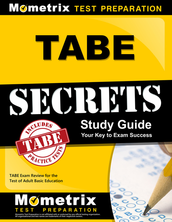 What's on the TABE? - TABE Test Breakdown