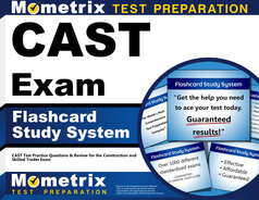 CAST Test Prep - CAST Practice Test (updated 2019)