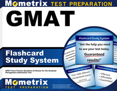 GMAT Study Flashcards