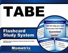 TABE Study Flashcards