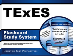 TExES Study Flashcards