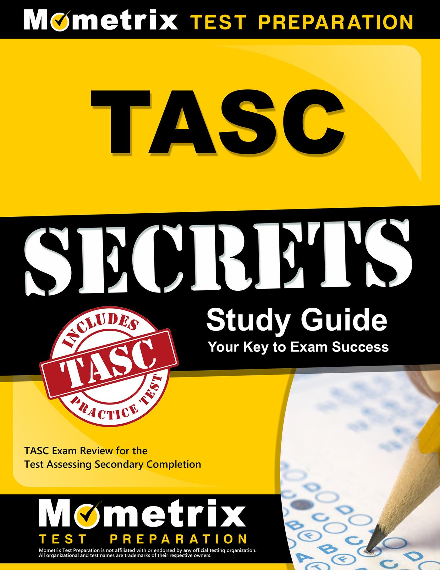What's on the TASC? - TASC Test Breakdown