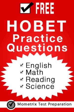 Free HOBET Practice Questions