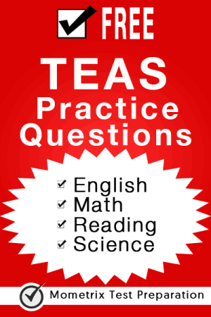 TEAS Test Study Guide (2019) by Mometrix