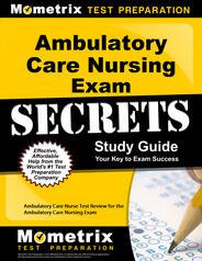 Ambulatory Care Study Guide