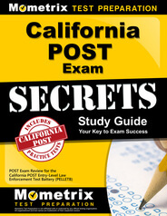 California POST Study Guide