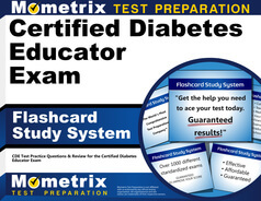 Certified Diabetes Educator Flashcards