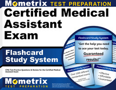 Certified Medical Assistant Flashcards