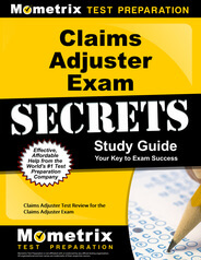 Claims Adjuster Study Guide