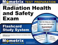Radiation Health & Safety Flashcards