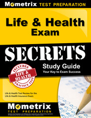 Life & Health Study Guide