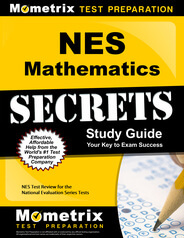 NES Mathematics (Middle Grades and Early Secondary) Study Guide