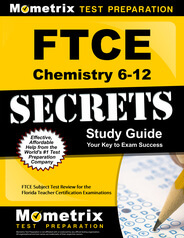 FTCE Chemistry 6-12 Study Guide