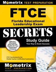 FTCE Florida Educational Leadership Study Guide