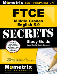 FTCE Middle Grades English 5-9 Study Guide