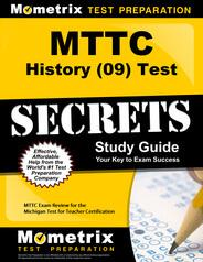 MTTC History Study Guide