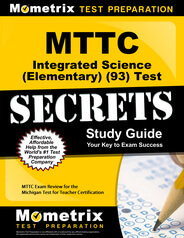 MTTC Integrated Science (Elementary) Study Guide