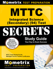 MTTC Integrated Science (Secondary) Study Guide