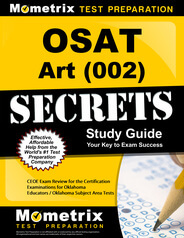 OSAT Art Study Guide