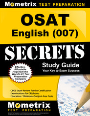 OSAT English Study Guide