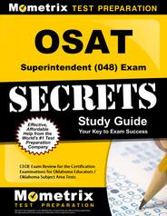 OSAT Superintendent Study Guide