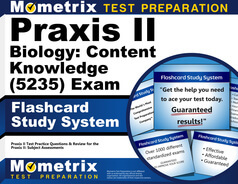 Biology: Content Knowledge Praxis II (0235) Questions and ...