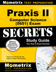 Praxis II Computer Science Study Guide