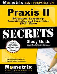 Praxis II Educational Leadership: Administration and Supervision Study Guide