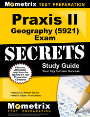 Praxis II Geography Study Guide