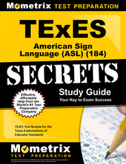 TExES American Sign Language Study Guide