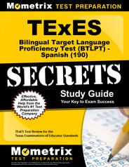 TExES Bilingual Target Language Proficiency Study Guide
