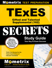 TExES Gifted and Talented Supplemental Study Guide