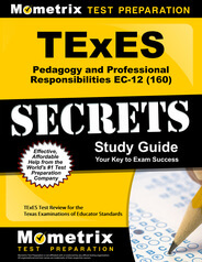 TExES Pedagogy and Professional Responsibilities EC-12 Study Guide