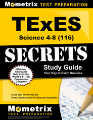 TExES Science 4-8 Study Guide