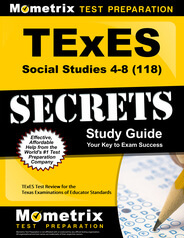 TExES Social Studies 4-8 Study Guide