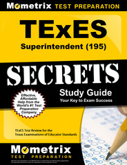 TExES Superintendent Study Guide