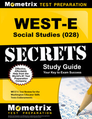 WEST-E Social Studies Study Guide