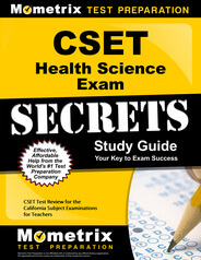 CSET Health Science Study Guide