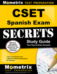 CSET Spanish Study Guide