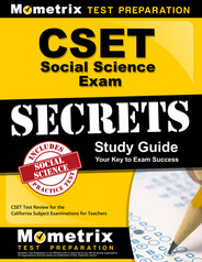 CSET Social Science Study Guide