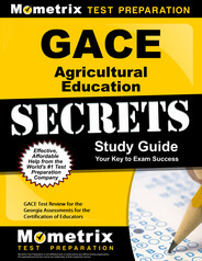 GACE Agriculture Education Study Guide