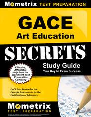 GACE Art Education Study Guide
