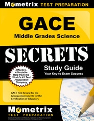 GACE Middle Grades Science Study Guide