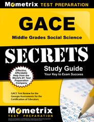 GACE Middle Grades Social Studies Study Guide