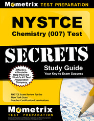 NYSTCE Chemistry Study Guide