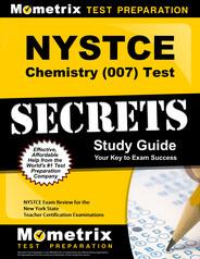 NYSTCE Chemistry Study Guide