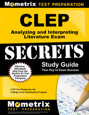 CLEP Analyzing Interpreting Literature Study Guide