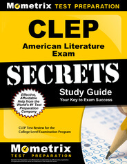 CLEP American Literature Study Guide