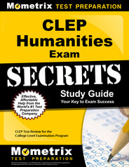 CLEP Humanities Study Guide